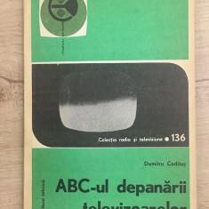 Dumitru Codaus - ABC-ul depanarii televizoarelor, Volumul II - 1102