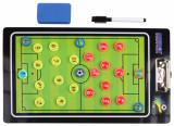 Fotbal 64 plansa magnetica antrenor, cu clips