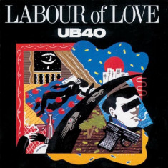UB40 Labour Of Love LP (2vinyl)