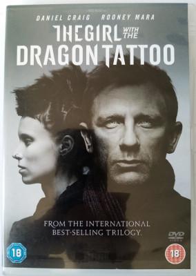 The girl whit the dragon tattoo .... DVD de la Mama lui (in engleza) foto