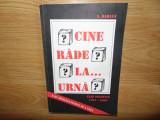 Cumpara ieftin CINE RADE LA...URNA? FAZE POLITICE 1997-2000 -A.DARIAN ALBUM CARICATURI