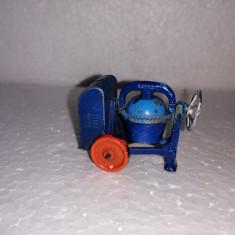 bnk jc Matchbox 3a Cement Mixer