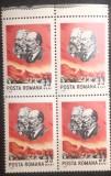 Cumpara ieftin Romania 1965 Lp 612 Conferinta ministrilor bloc de 4 timbre mnh