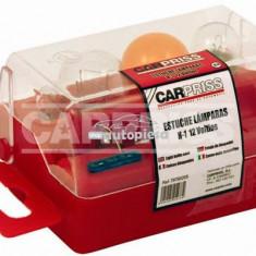 Set becuri de rezerva Carpriss H1 / W5W / PY21W / P21/W / R5W 79780205