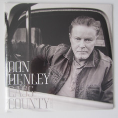 Don Henley (Eagles)-Cass County (Deluxe) Disc LP Vinyl-Vinil Rock-Country NOU