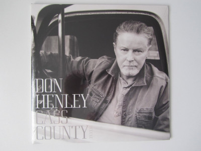 Don Henley (Eagles)-Cass County (Deluxe) Disc LP Vinyl-Vinil Rock-Country NOU foto
