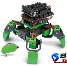 Robot ALLBOT cu 4 picioare
