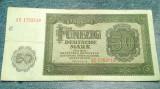 50 Mark 1948 Germania / marci