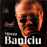 Mircea Baniciu ‎– Eșarfa: Best Of, Vol. 1 (1 CD), cat music
