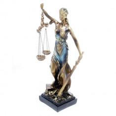STATUETA JUSTITIEI, STATUETA ZEITA BALANTA (28 CM)