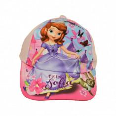 """Sapca Disney pentru fete """"Princess Sofia"""" - Roz"""