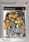 Joc PS2 Time Splitters Platinum