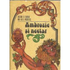 Ambrozie si nectar - Avram Tudosie