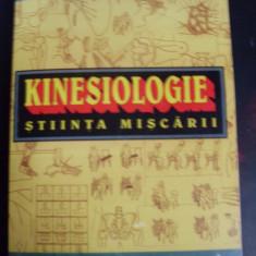 Kinesiologie - Stiinta Miscarii - Tudor Sbenghe ,549350
