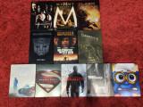 LOT 10 filme BluRay (2D,3D,DVD) STEELBOOK , cu/fara romana, NOI !, BLU RAY