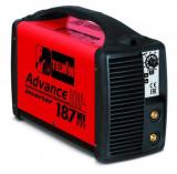 Aparat de sudura tip Invertor Telwin Advance 187 MV/PFC Rosu