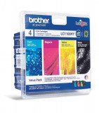 MULTIPACK CMYK LC1100HYVALBP ORIGINAL BROTHER MFC-6490CW,LC1100HYVALBP