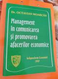 Management in comunicarea si promovarea afacerilor economice