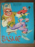 WILHELM HAUFF - BASME (ilustratii LIVIA RUSZ) - 1981