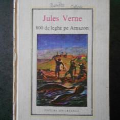 JULES VERNE - 800 DE LEGHE PE AMAZON (1981)