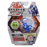 Figurina Bakugan Armored Alliance-Maxodon Albastru cu card Baku-Gear