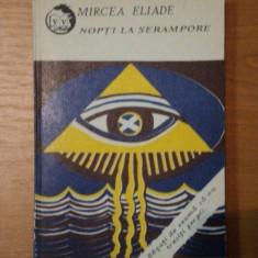 NOPTI LA SERAMPORE-MIRCEA ELIADE
