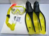 Set Snorkeling EDURO , Marimi : XXS (30-32) , L (40-42) , XL (42-44), Din imagine