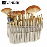 Set 32 Pensule Machiaj / Make Up Profesionale - VANDER Brand Deluxe