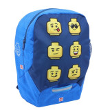 Rucsac gradinita Lego V-Line - Faces Blue