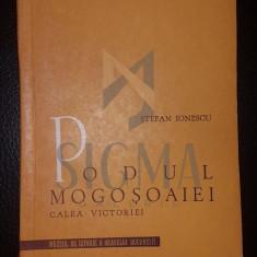 STEFAN IONESCU - PODUL MOGOSOAIEI - CALEA VICTORIEI, 1961