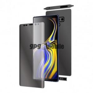Folie protectie Alien Surface HD Samsung Galaxy Note 9