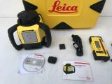 Nivela Laser Rotativă Leica RUGBY 610