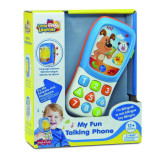 Primul meu telefon distractiv Little Learner, alimentare 2 x AAA, 12 luni+
