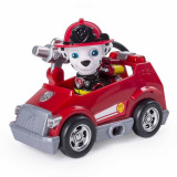 Vehicul cu figurina Ultimate Rescue Marshall Patrula Catelusilor