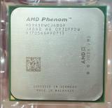 Procesor AMD Phenom II x 4 9650 Quad Core 2.3 GHz socket AM2 / AM2+  si Pasta