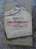 """Amintiri De La """"viata Romaneasca"""" - Mihail Sevastos ,533838"""