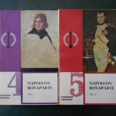 GHEORGHE EMINESCU - NAPOLEON BONAPARTE  2 volume