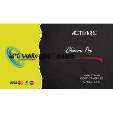 Activare Licenta Chimera Pro