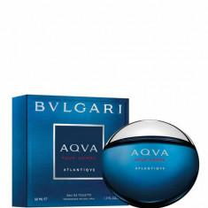 Apa de toaleta Bvlgari Aqva Atlantique, 50 ml, Pentru Barbati