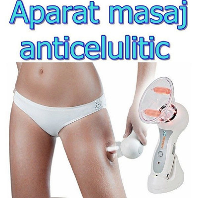 Aparat de masaj cu vacuum anticelulitic Celluless MD foto