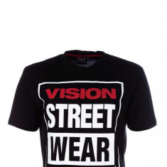 Tricou femei Vision Street Wear Cropped Black XL