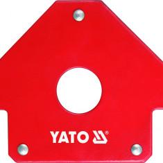 Dispozitiv magnetic fixare pentru sudura 102x155x17 mm YATO