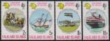CENTENAR UPU - 1974 - FALKLAND, Sarbatori, Nestampilat