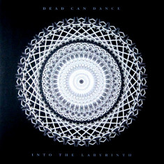 Dead Can Dance Into The Labyrinth super jewelcase (cd)