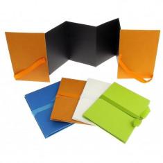 Album foto colorat, format foto 10X15 cm, 14 poze, piele ecologica