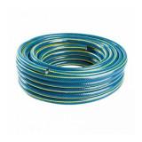 Furtun Bluebos Plus Micul Fermier, 3/4 inch, 20 m, duze incluse, rezistent UV