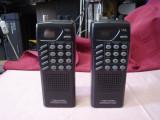 Scanner radio REALISTIC PRO-27 (set 2 bucati)