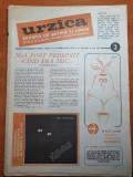 Revista urzica 15 februarie 1977 - revista de satira si umor