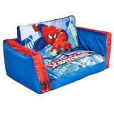 Canapea gonflabila Spiderman Worlds Apart