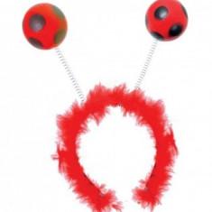 Costum Copii pentru serbare Buburuza cu antene 128 cm